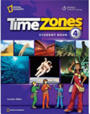 Time Zones Student Book Combo Split 4A W/mulit Rom