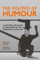 The Politics of Humour PDF