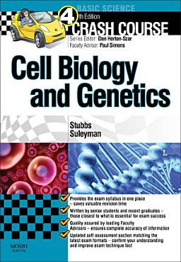 Crash Course  Cell Biology and Genetics E Book PDF