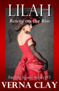 Rescue on the Rio  Lilah  Book 2 in Finding Home Series Book
