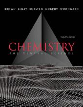 Chemistry: The Central Science, Edition 12