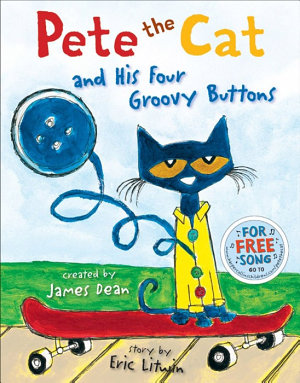 Pete the Cat and His Four Groovy Buttons PDF