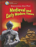 Medieval and Early Modern Times  Discovering Our Past