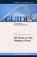 Erich Maria Remarque s All Quiet on the Western Front PDF