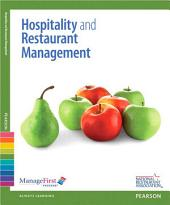 ManageFirst: Hospitality and Restaurant Management, Edition 2