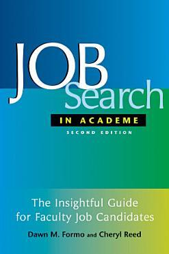 Job Search In Academe PDF