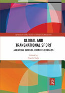 Global and Transnational Sport PDF