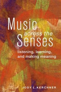 Music Across the Senses Book