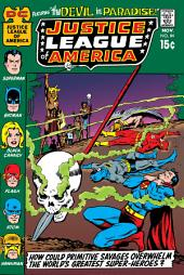 Justice League of America (1960-) #84