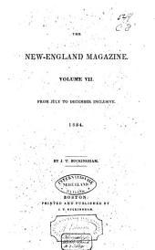 The New-England Magazine: Volume 7