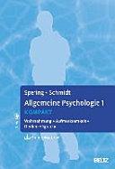 Allgemeine Psychologie 1 kompakt PDF