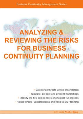 Analyzing & Reviewing the Risks for Business Continuity Planning