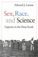 Sex  Race  and Science PDF
