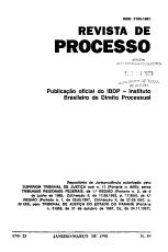Revista de processo PDF
