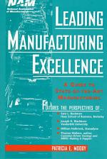 Leading Manufacturing Excellence