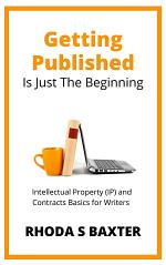 Getting Published is Just the Beginning