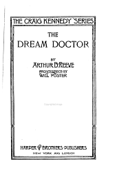 The Dream Doctor ...