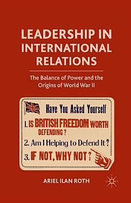 Leadership in International Relations PDF