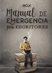 Manual de emergencia para escritores