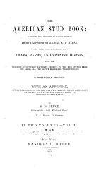 The American Stud Book