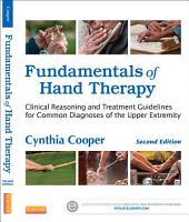 Fundamentals of Hand Therapy   E Book PDF