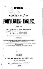 Guia da conversação portuguez-inglez