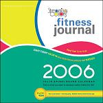 Streaming Colors Fitness Journal 2006 Compact Wall Calendar