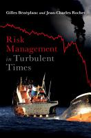 Risk Management in Turbulent Times PDF