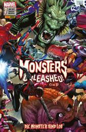 Monsters Unleashed 1: Die Monster sind los