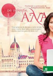De repente, Ana: A continuação de Simplesmente Ana!