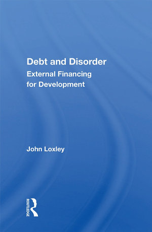 Debt And Disorder