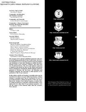 Air   Space Power Journal spr 02 PDF