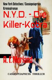N.Y.D. - Die Killer-Kobra: New York Detectives
