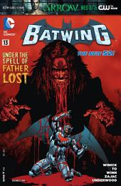 Batwing (2011-) #13