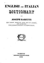 Dizionario italiano ed inglese: Volume 2