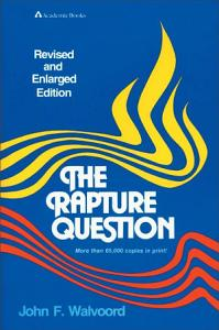 The Rapture Question PDF