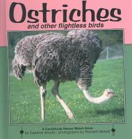 Ostriches and Other Flightless Birds PDF