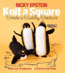 Knitting Block Party Animals Book