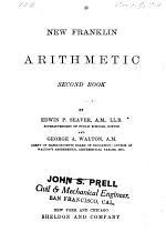 New Franklin Arithmetic