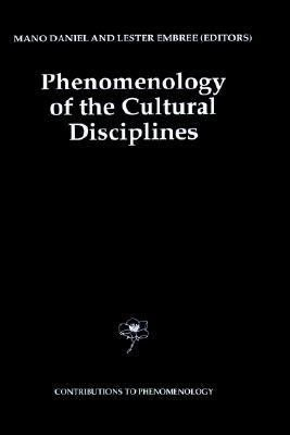 Phenomenology of the Cultural Disciplines PDF