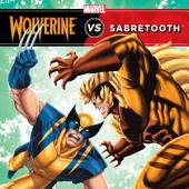 The Unstoppable Wolverine vs. Sabretooth