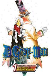 D.Gray-man, Vol. 1: Opening