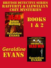 Rafferty & Llewellyn Cozy Mystery Series Boxed Set Books 1 and 2: British Detective Series