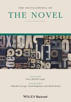 The Encyclopedia of the Novel PDF