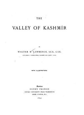 The Valley of Kashmír