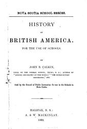 History of British America