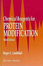 Chemical Reagents for Protein Modification, Third Edition