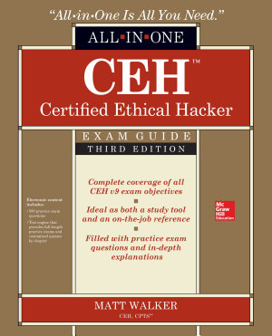 CEH Certified Ethical Hacker All in One Exam Guide  Third Edition PDF
