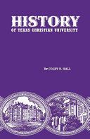 History of Texas Christian University PDF