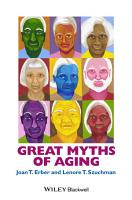 Great Myths of Aging PDF